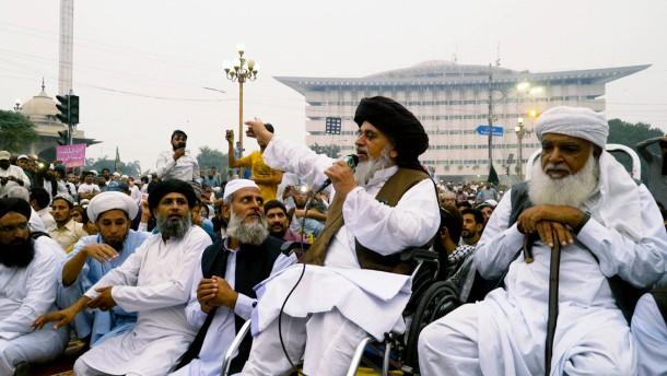 Pakistanische Islamisten kennen keine Gnade