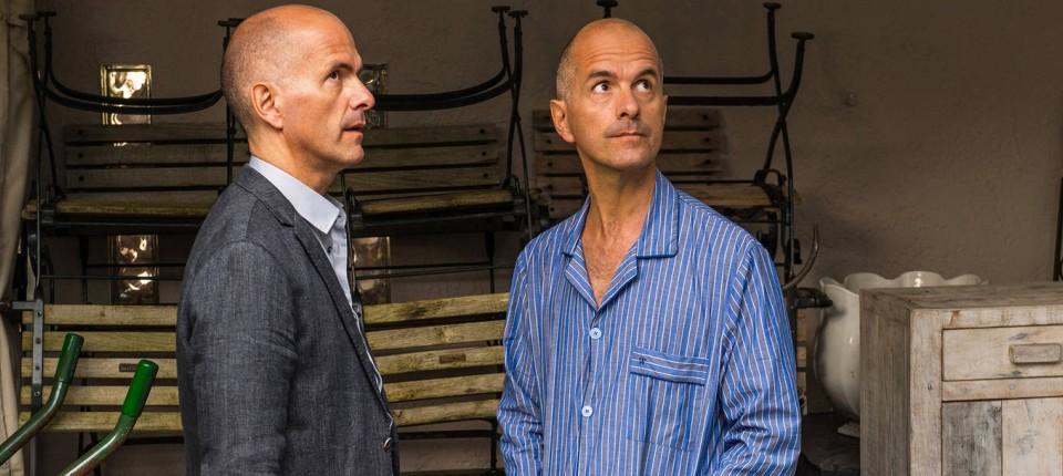 Christoph Maria Herbst Spielt In Besser Als Du Ein Zwillingspaar