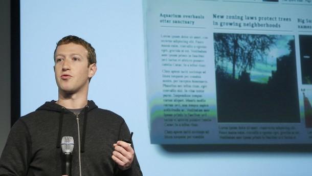 Facebook will das Internet für sich allein