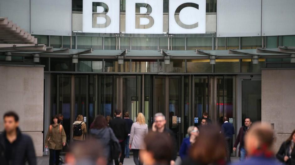 Auf Sendung für alle im Land: die Zentrale der BBC in London