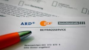 Studie: Drei Milliarden Euro für ARD und ZDF
