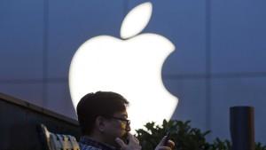 Wie Apple und Facebook vor Peking kuschen