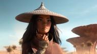 Asien in den leuchtenden Augen amerikanischer Unterhaltungsgiganten: Raya sucht den letzten Drachen.