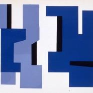 """""""Komposition IV"""" von  Ivan Picelj aus dem Jahr 1957"""