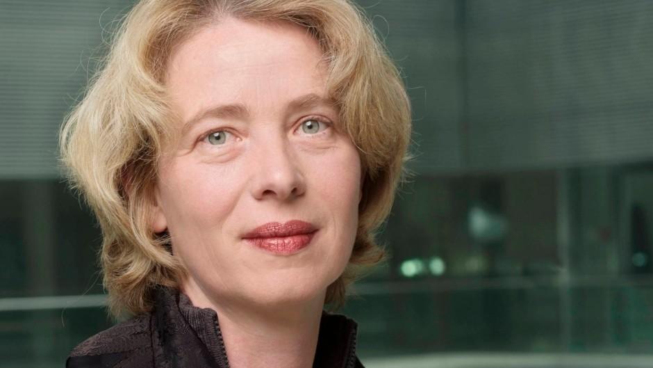 Tabea Rößner ist medienpolitische Sprecherin der Grünen im Bundestag