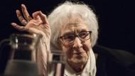 Hat das literarische und kulturelle Leben in Uruguay ab 1945 entscheidend geprägt: Ida Vitale Mitte Oktober dieses Jahres