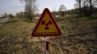 In Weißrussland, 370 Kilometer südöstlich von Minsk, beginnt die nuklear verseuchte Zone. Hier halten Bauern Vieh. Ihre Produkte sind hochradioaktiv belastet.
