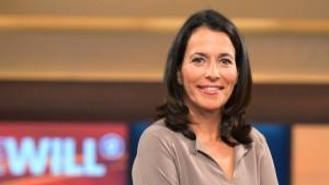 Anne Will bleibt bei der ARD