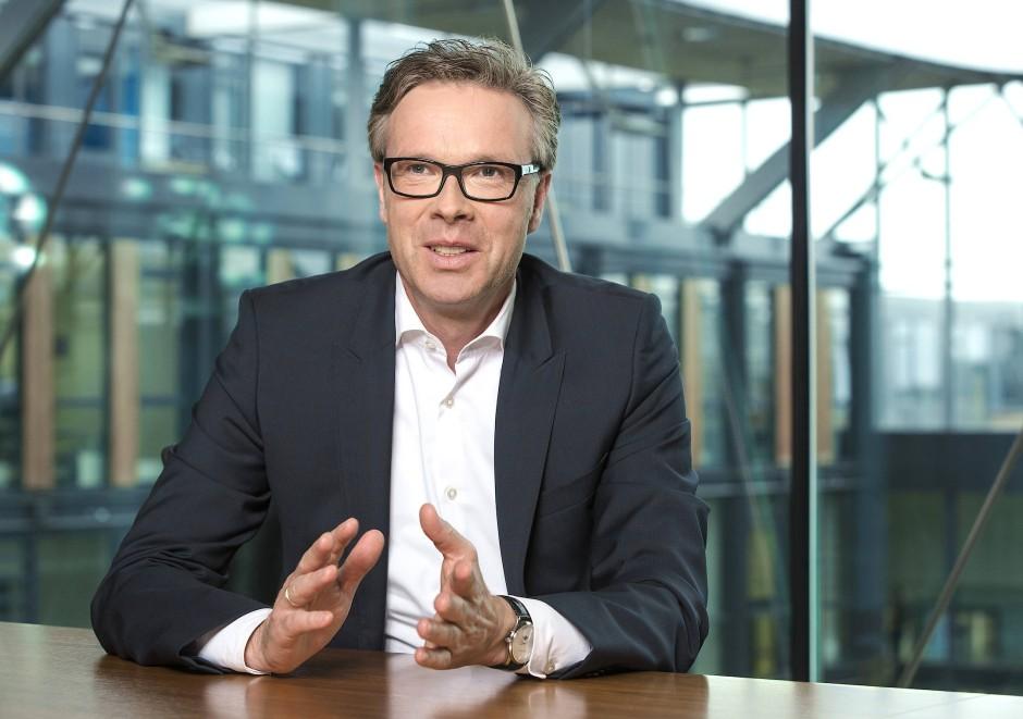 """""""Wir sind in Sachen Erfolg beim Zuschauer ein offenes Buch"""", sagt der RTL-Programmgeschäftsführer Frank Hoffmann. Bei Streamingdiensten sei das anders."""