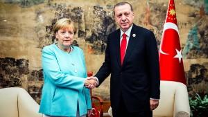 Diese Diplomatie hat kurze Beine