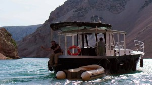 Odyssee auf dem Strom