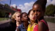 Wissen nicht, was sie tun: Amy (Fathia Youssouf, rechts vorne) und ihre Gang.