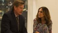 Ganz schön weit unten: Frances (Sarah Jessica Parker) und Robert (Thomas Haden Church) waren einmal ein glückliches Paar. Jetzt schenken sie sich nichts mehr.