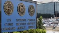 Gegen Angriffe nicht gefeit: Das Hauptquartier der NSA in Fort Meade.