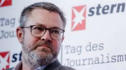 """Christian Krug gibt """"Stern""""-Chefredaktion ab"""