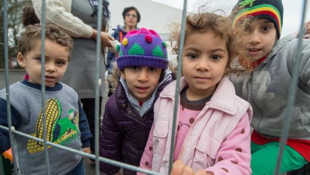 Flüchtlinge ins Boot!