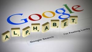 Google bringt uns das Alphabet neu bei
