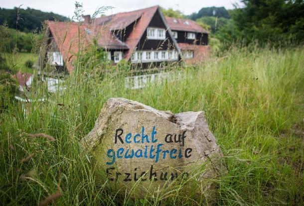 Versteigerung des Inventars der Odenwaldschule