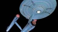 """Die """"Enterprise"""" dürfte wohl das wichtigste Raumschiff der Sternenflotte sein. Die neue """"Star Trek""""-Serie jedoch spielt auf dem """"unwichtigsten"""" Weltraumkreuzer."""