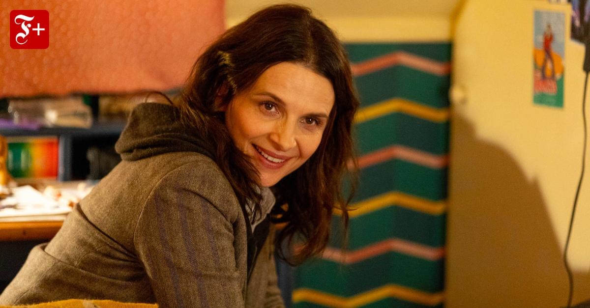 """Filmstar Juliette Binoche: """"Wahrhaftigkeit ist das A und O"""""""