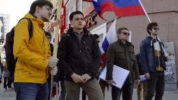 Sie wollen das System Putin delegitimieren
