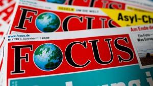 Warum der Focus nach Berlin umzieht