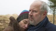 Irgendwas stimmt da nicht: Borowski (Axel Milberg) und Famke (Christiane Paul).