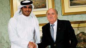 Ihr bezahlt die Fifa-Mafia?