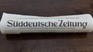 """Malen nach Zahlen: Die Süddeutsche Zeitung """"unterm Strich"""" bald ohne die gleichnamige Kolumne."""