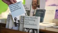 Nicht unantastbar: Werke von Peter Handke