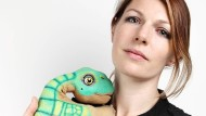 Mag Dino-Roboter nicht quälen: die Roboterethikerin Kate Darling.