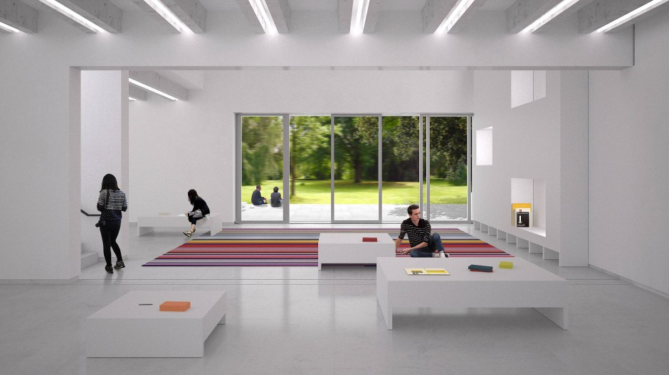 Makellose Klarheit: Das von Heike Hanada mit Benedict Tonon entworfene Bauhaus-Museum in Weimar.