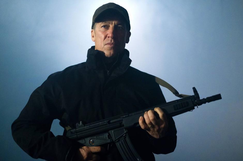 Außer Kontrolle: Tobias Moretti spielt den ehemaligen Polizisten Manfred Reiser.