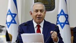 Netanjahu macht es wie Trump