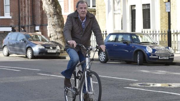 BBC-Moderator Clarkson vom Testosteron verlassen