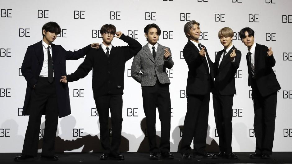 Über sie fand der Bayern-3-Moderator Matthias Matuschik keine guten Worte: die K-Pop-Band BTS.