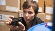Sie kommt dem Skandal auf die Spur: Julia Koschitz spielt die Interpol-Agentin Juliette Pribeau.