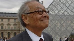 Wer baute die Pyramide des Louvre?