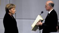 Frau Bundeskanzlerin, so muss das nun wirklich nicht sein!