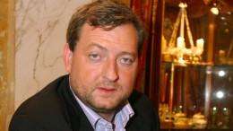 Der Schauspieler Maximilian Krückl ist tot