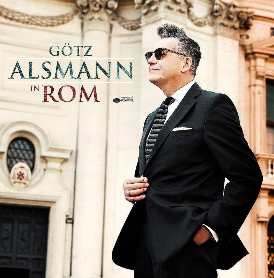 """Formvollendet, wie stets: """"In Rom"""", die neue Platt von Götz Alsmann."""