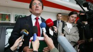 Premiere in Frankreich: Nur durch eine gerichtliche Verurteilung wurde es möglich, Mathieu Gallet abzusetzen.