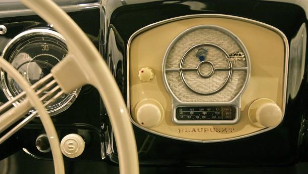 Auf alten Radiofrequenzen herrscht dann Funkstille