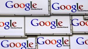 Zu kleinkariert bei Googles Größe