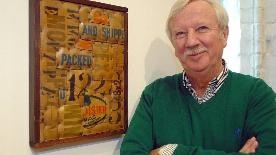 Journalist und Kunstsammler: Hans-Peter Riese
