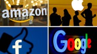 Rechtsrahmen sind den weltweit agierenden Online-Giganten eher lästig. In Deutschland bekommen sie einen vorgesetzt.