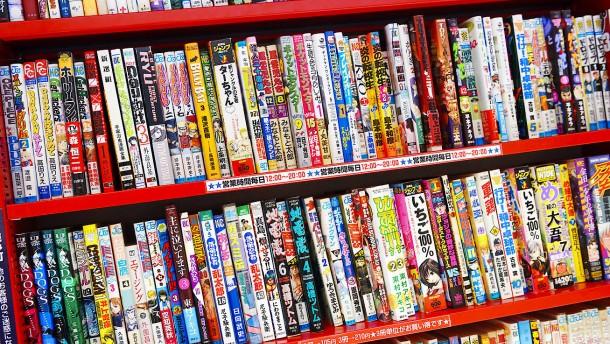 Japan will digitaler Raubkopie von Comics einen Riegel vorschieben