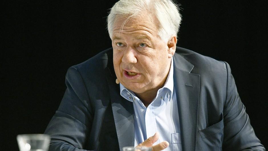 """Er sagt, an den Vorwürfen sei nichts dran: """"Österreich""""-Chef Wolfgang Fellner."""