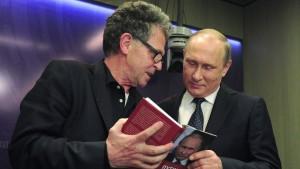 Putin, mein Kumpel