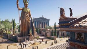 Ging es so bei den alten Griechen zu?